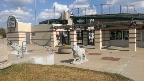 August 19 ballpark
