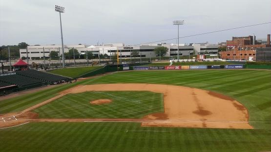 August 23 ballpark