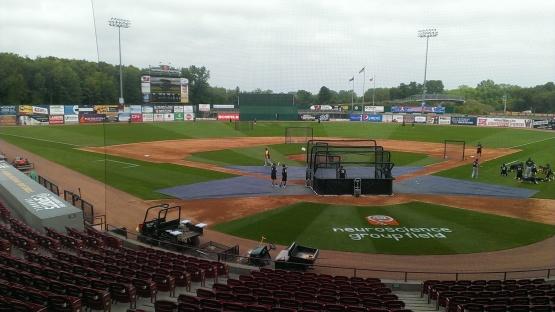August 24 ballpark