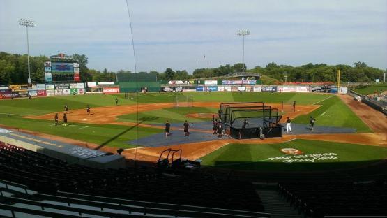 August 25 Ballpark