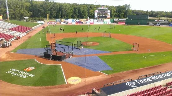 August 26 ballpark