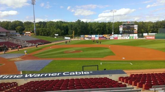 August 27 ballpark