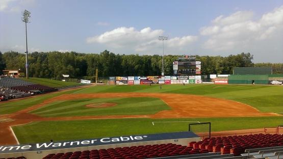 August 29 Ballpark