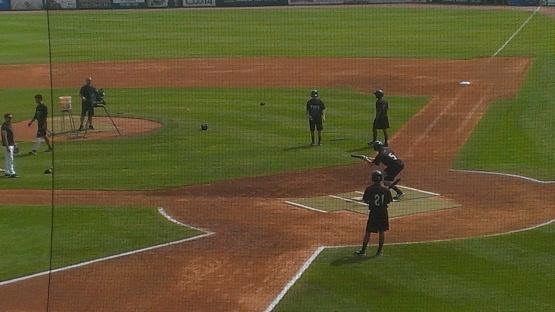 August 3 ballpark