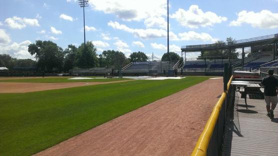 August 31 ballpark