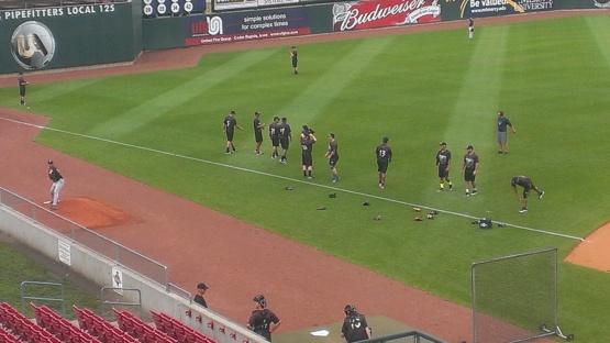 August 6 Ballpark