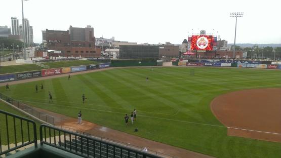 August 8 Ballpark