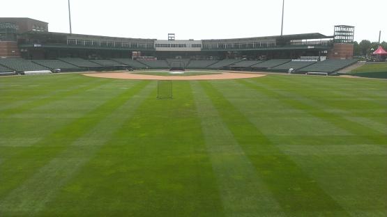August 9 Ballpark