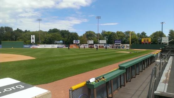 September 1 Ballpark