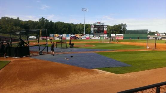 September 3 Ballpark