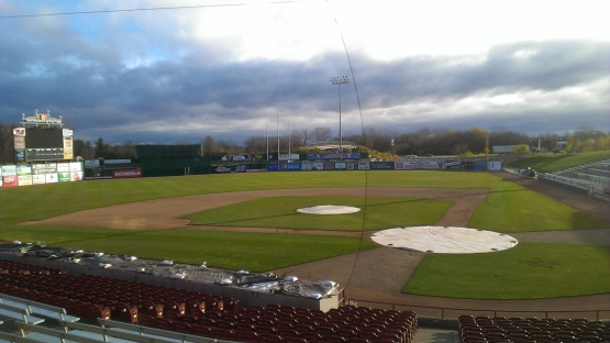 Ballpark October 31 2014