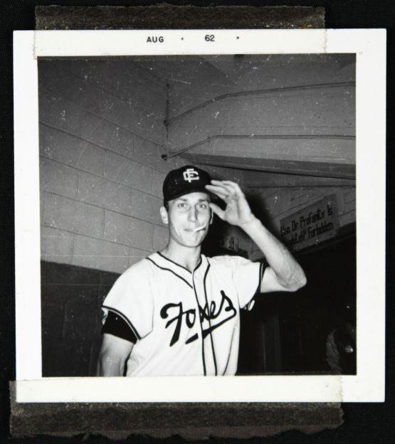 Cal Ripken, Sr. in 1962.
