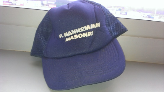 I worked for my uncle's masonry company for two summers.  That convinced me that I wanted to do something else for a career.  For all your masonry needs, contact P. Nannemann Masonry!