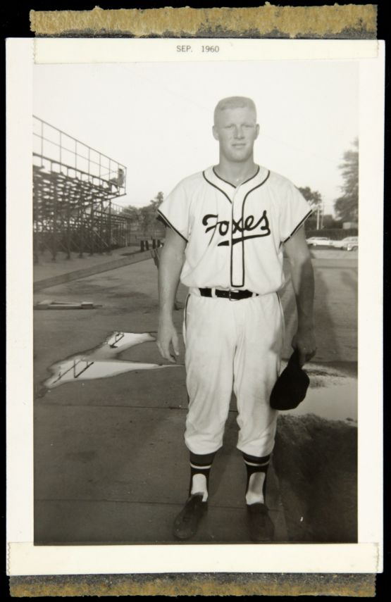 Boog Powell Foxes