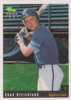 Chad Strickland 91