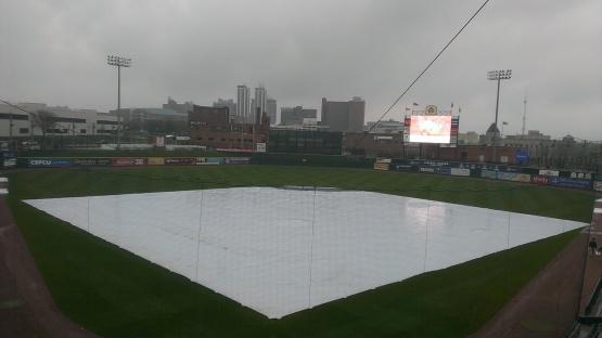 Peoria Rainout