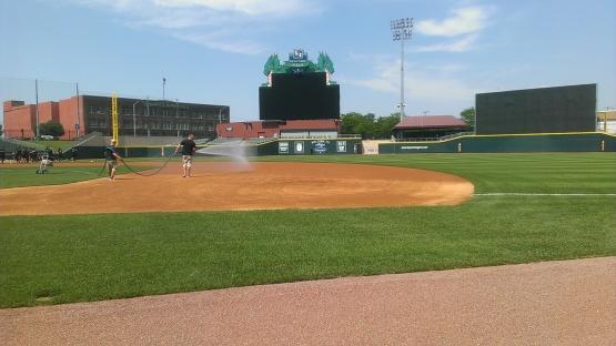 June 10 Ballpark Photo