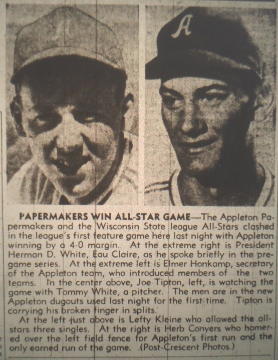 1941 All Star Game Photo 2